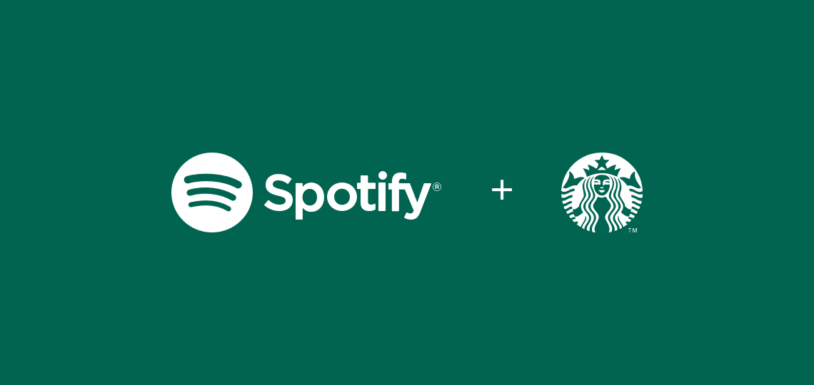 Spotify + Starbucks